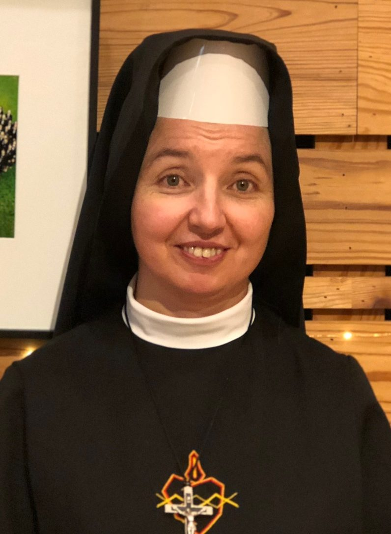 Sister Gabriela : Catechesis of the Good Shepherd/Care of the sick