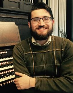 Jonathan Bading : Director of Sacred Music