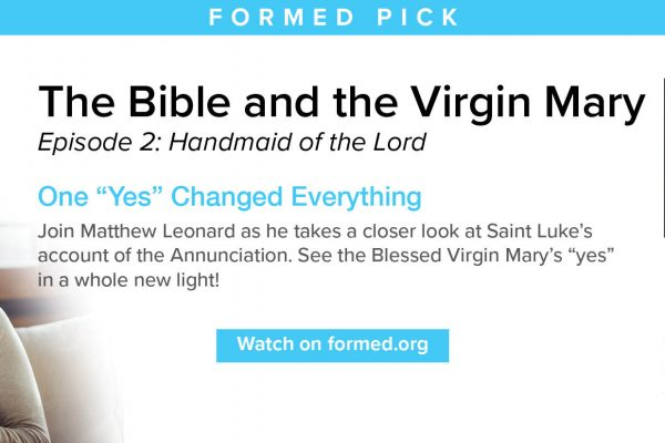 This Week at FORMED