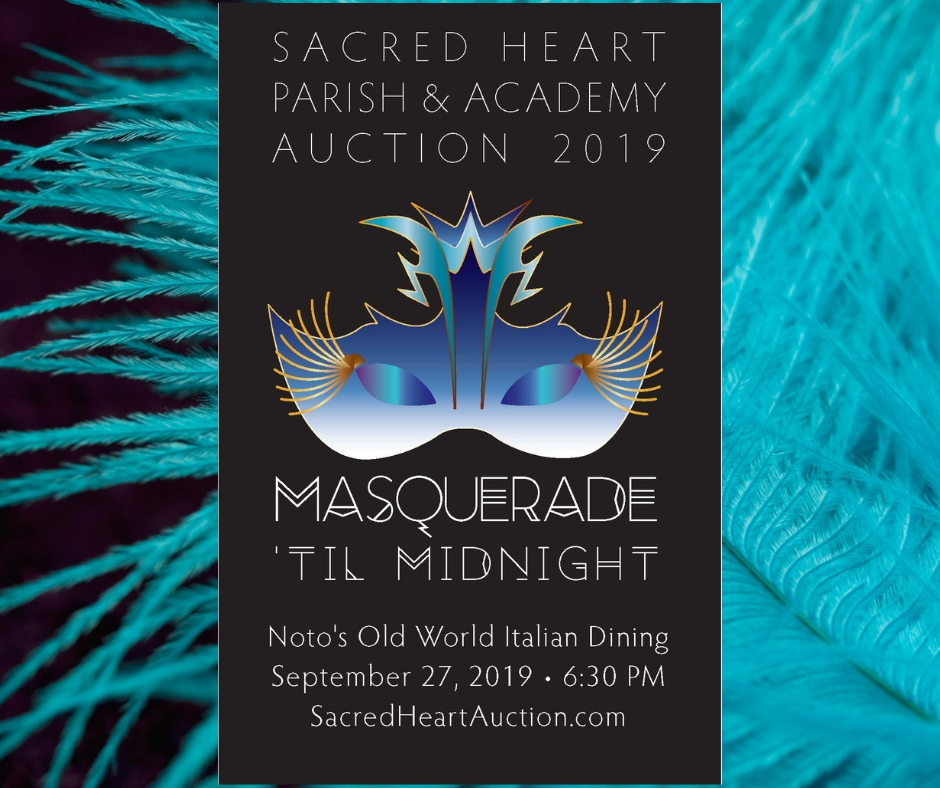 Auction 2019 – SAVE THE DATE – Friday, September 27