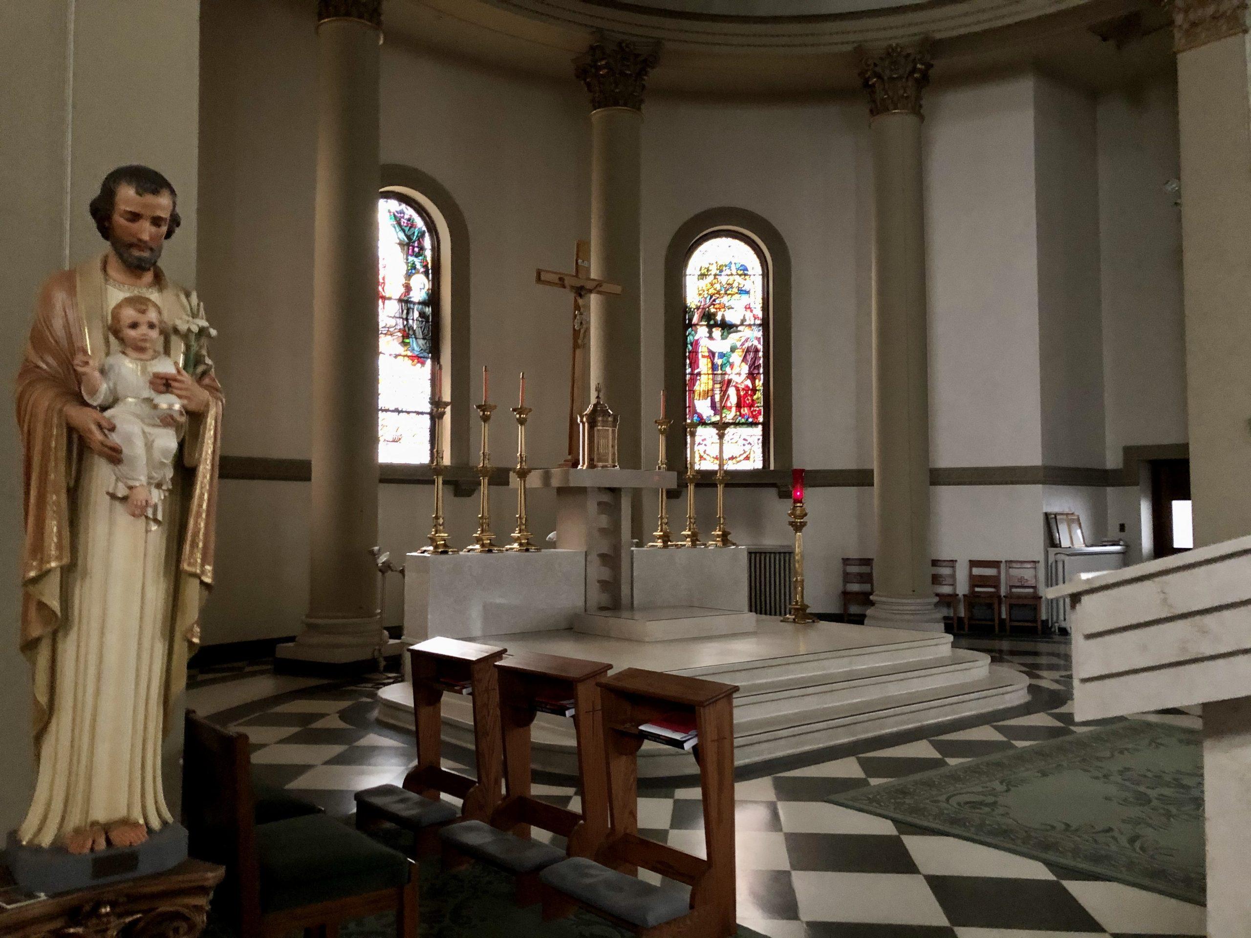 Parish Hours – COVID-19