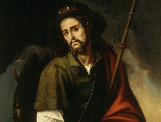 St. Roch: Caring for Victims of Plague