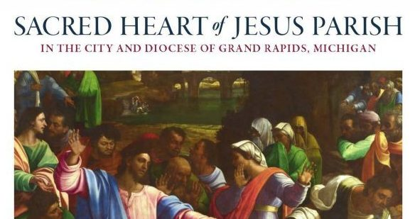 Sacred Heart Bulletins in your E-mail!