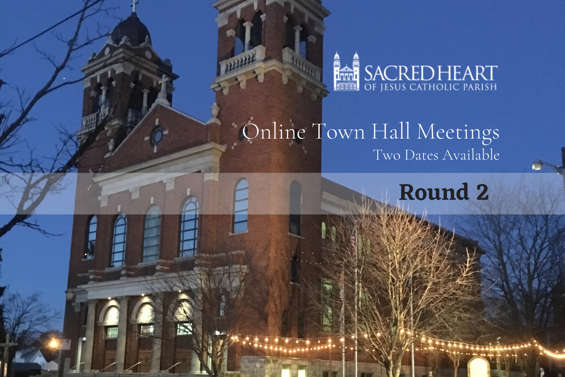 Videos of Virtual Town Hall Meetings