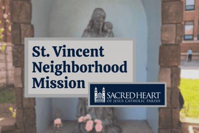 Sacred Heart of Jesus St. Vincent Neighborhood Mission