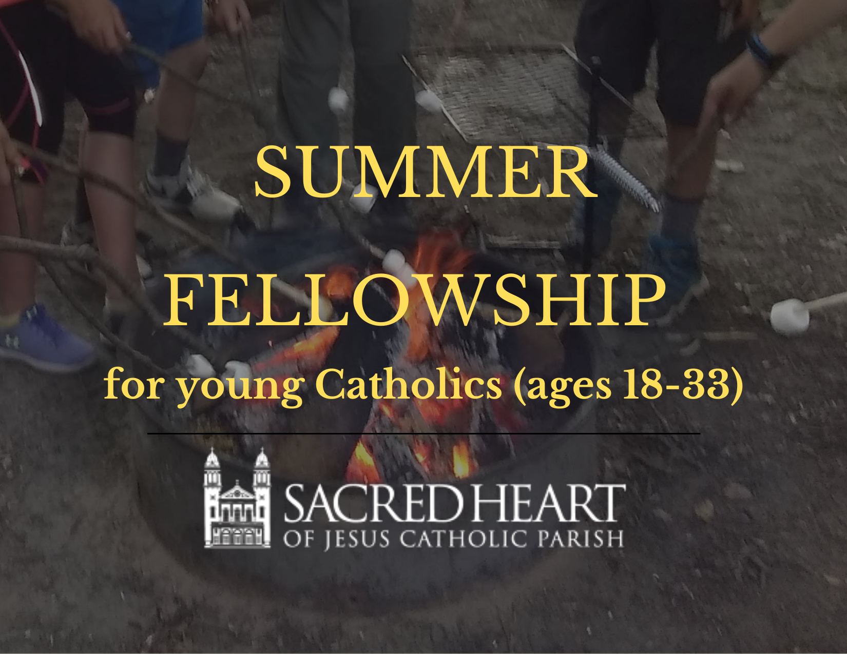 Calling all young Catholics (ages 18-33) – Gathering on May 16