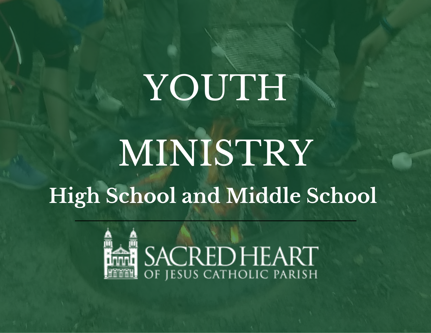 Youth Ministry 2021-2022 Events