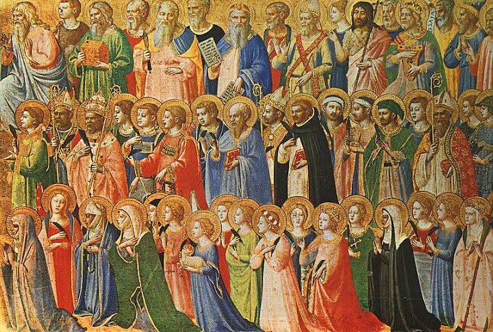All Saints Celebration – Sunday, October 31 from 4pm-7pm